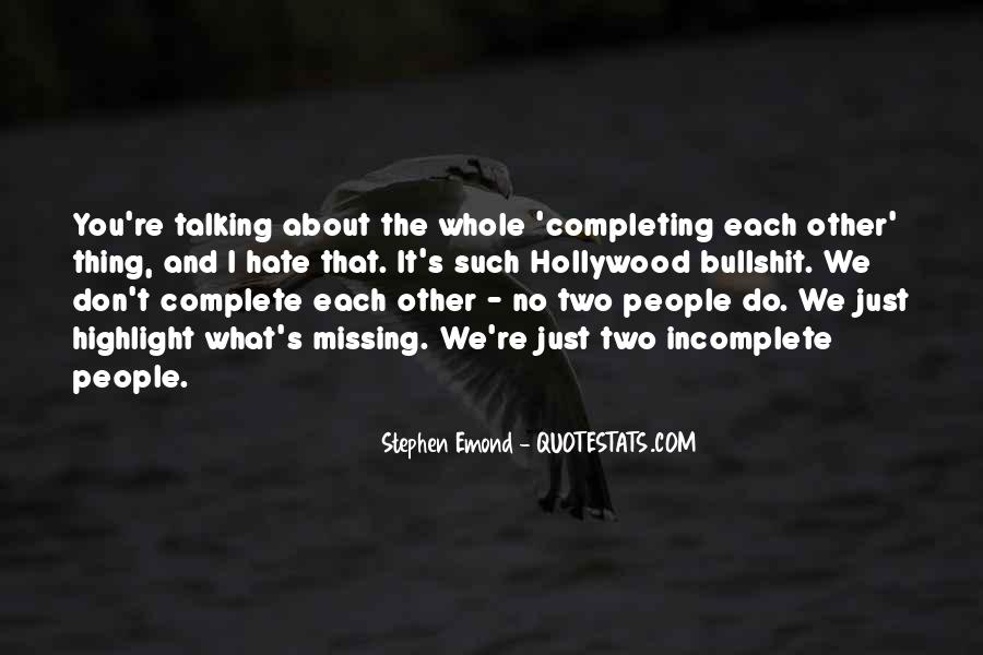 Just Quotes And Sayings #70052