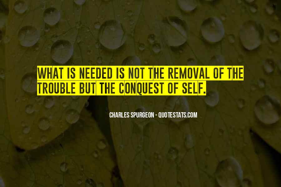 Quotes About Removal #779700
