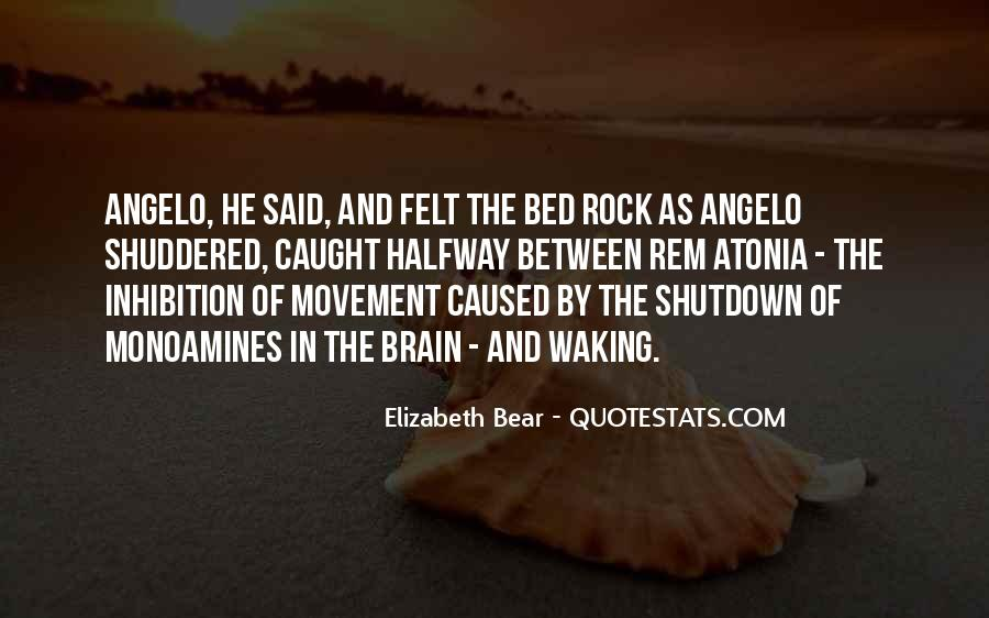 Quotes About Shutdown #1637292