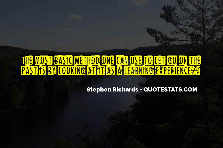 Learning Quotes And Sayings #1018797