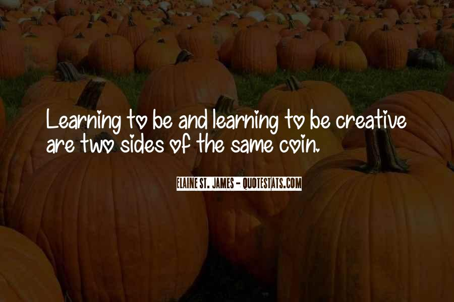 Learning Quotes And Sayings #1110968