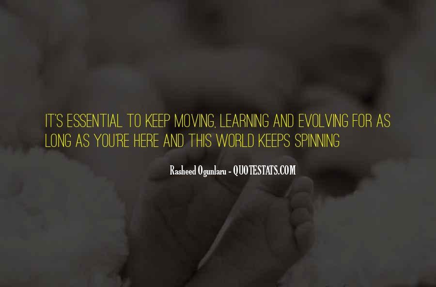 Learning Quotes And Sayings #165925
