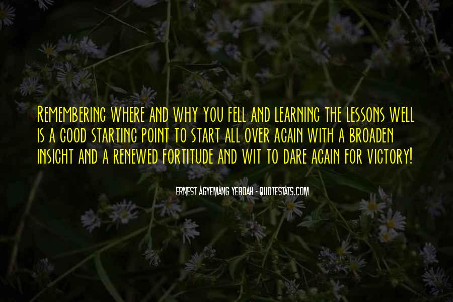 Learning Quotes And Sayings #1678731