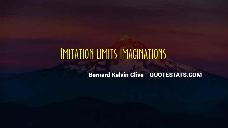 Limitation Quotes And Sayings #293750