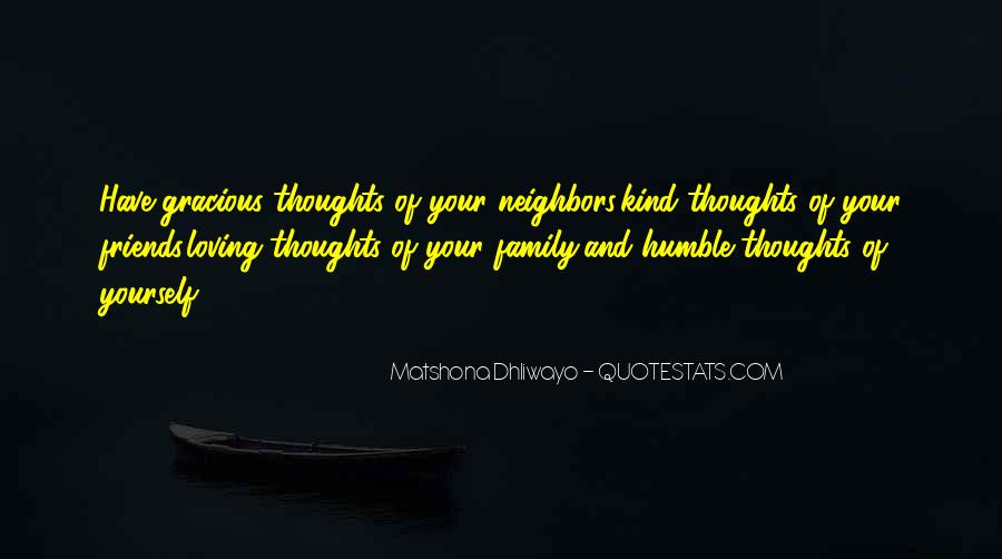 Neighbors Quotes And Sayings #735156