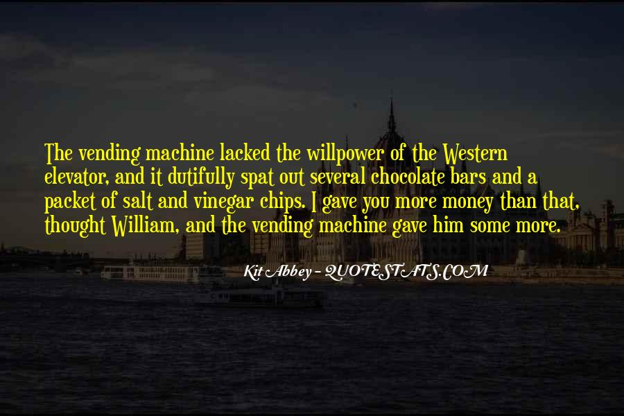 Willpower Of A Sayings #1170112