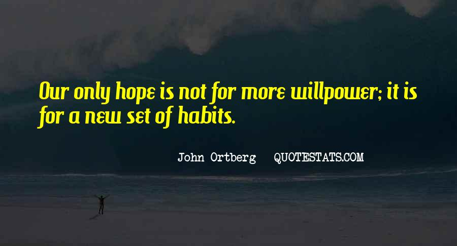 Willpower Of A Sayings #918898