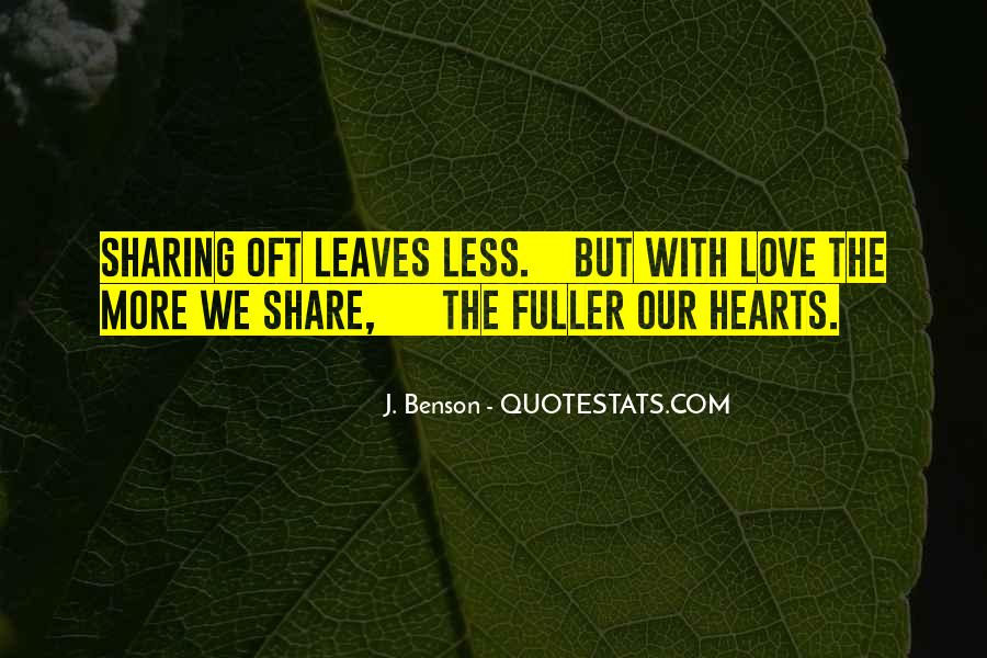 Our Love Quotes Sayings #202473