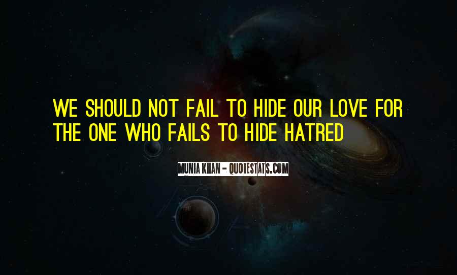 Our Love Quotes Sayings #283531