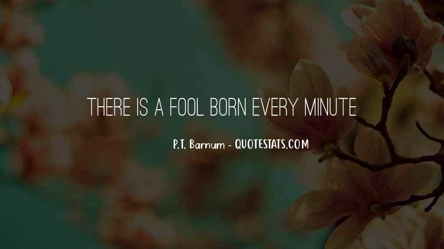 P T Barnum Sayings #1078252