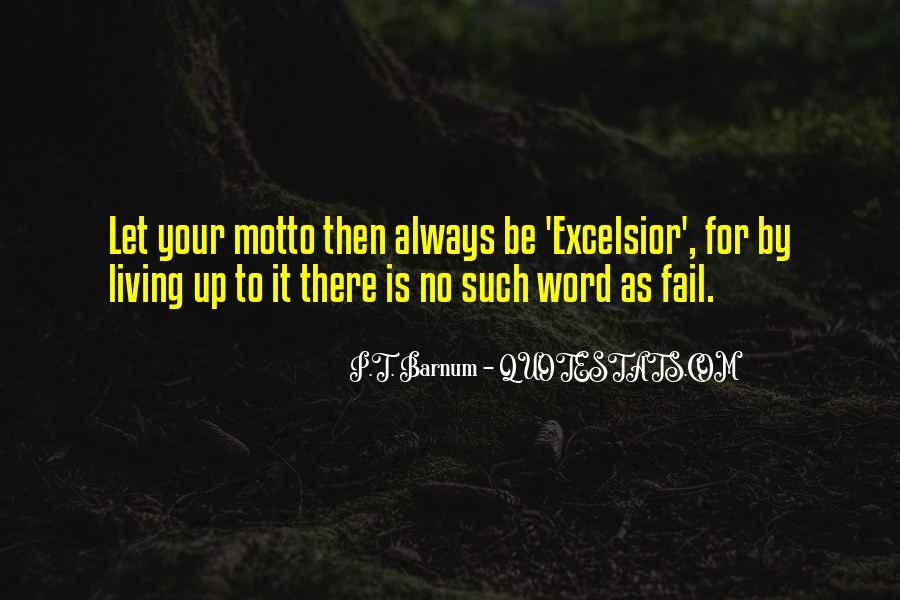 P T Barnum Sayings #1123269
