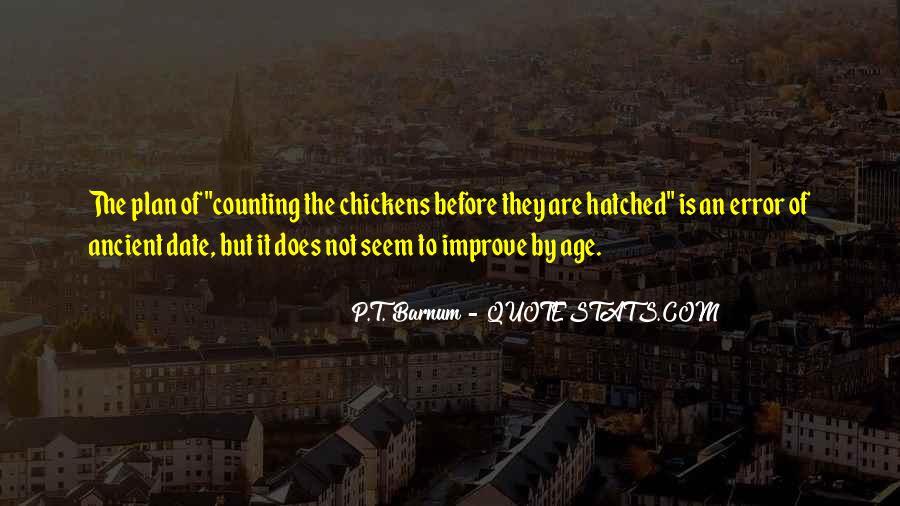 P T Barnum Sayings #1213529