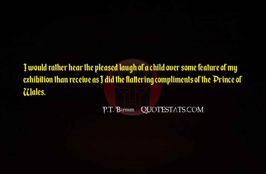 P T Barnum Sayings #1677505