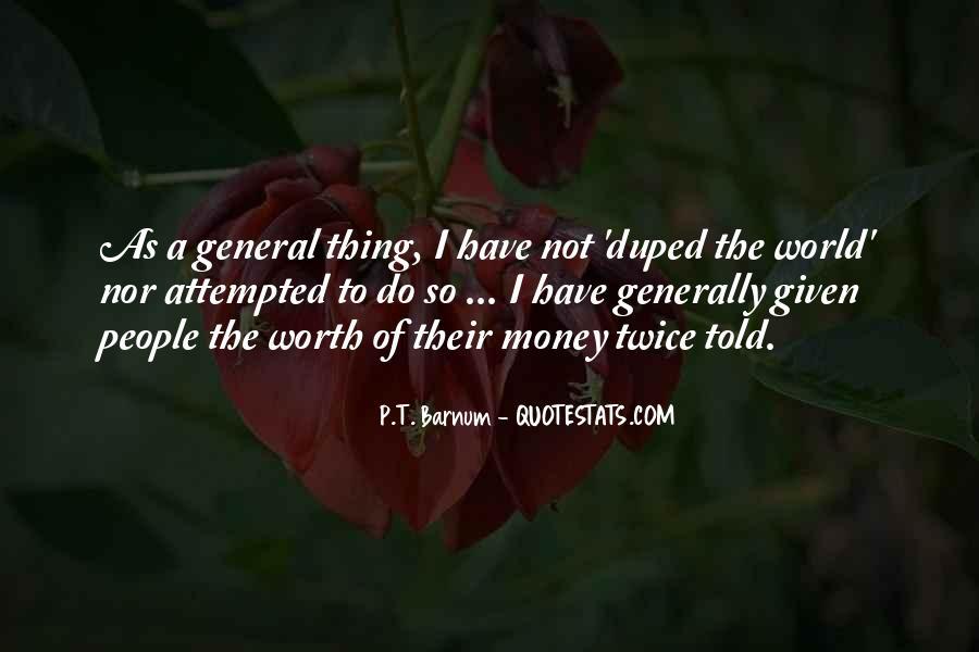 P T Barnum Sayings #1700378