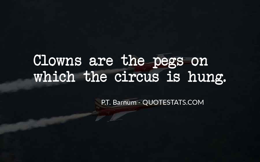 P T Barnum Sayings #1850564