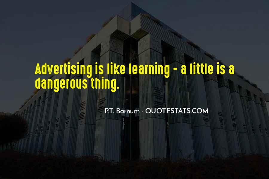P T Barnum Sayings #1867563