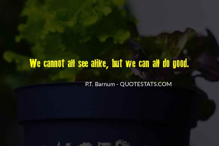 P T Barnum Sayings #731129