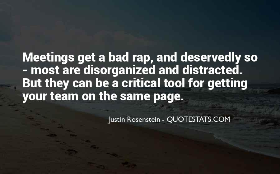 Quotes About Getting Things Done As A Team #297534