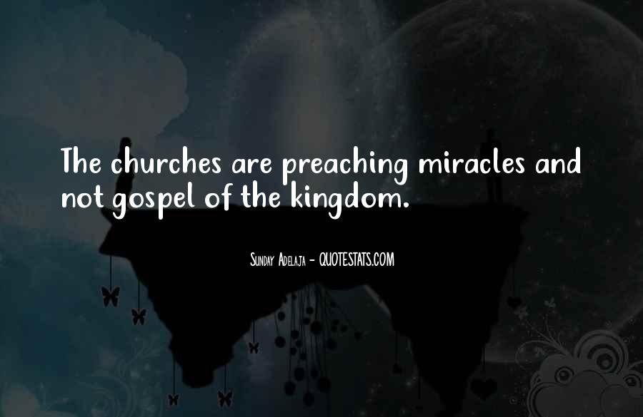 Preaching Quotes Sayings #1123119