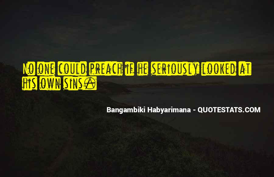 Preaching Quotes Sayings #1166140