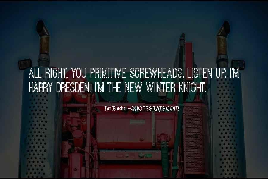 Primitive Winter Sayings #682996