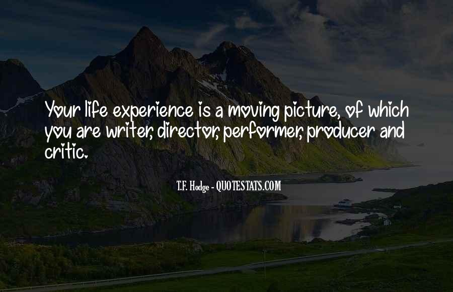 Producer Quotes Sayings #578347