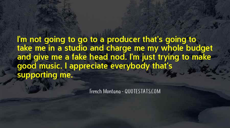 Music Producer Sayings #1090403