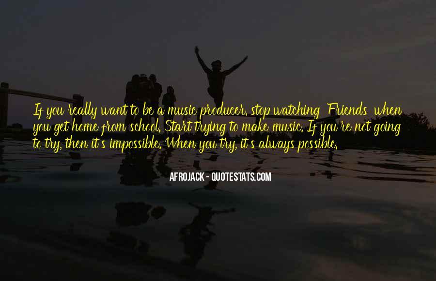 Music Producer Sayings #1178431