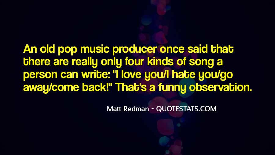 Music Producer Sayings #1866043