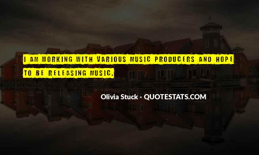 Music Producer Sayings #388299