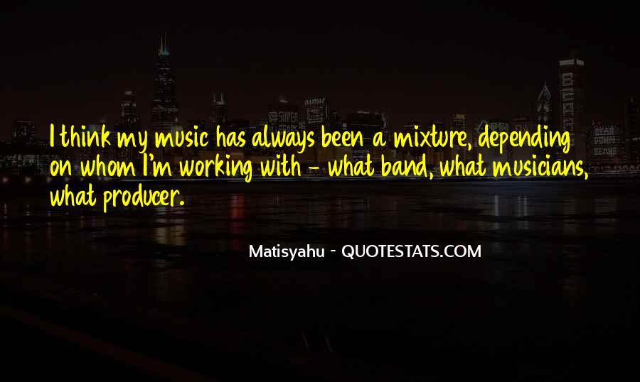 Music Producer Sayings #427533
