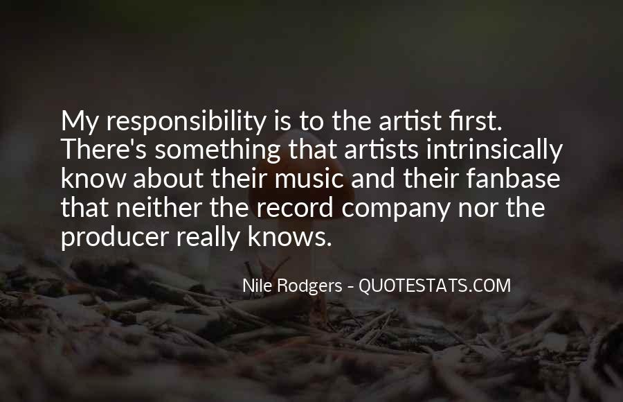 Music Producer Sayings #653538