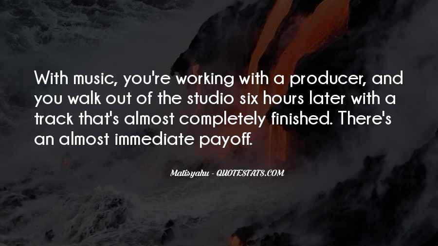 Music Producer Sayings #743518