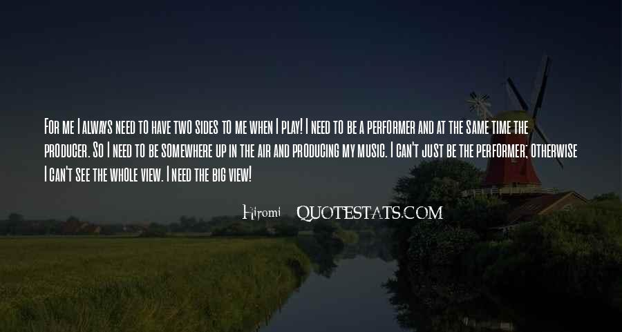Music Producer Sayings #894168