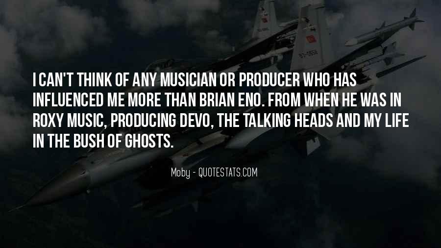 Music Producer Sayings #960912