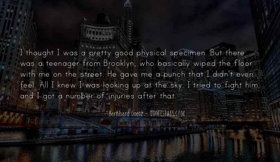 Mr Punch Sayings #172063