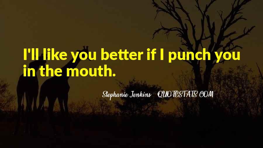 Mr Punch Sayings #183992