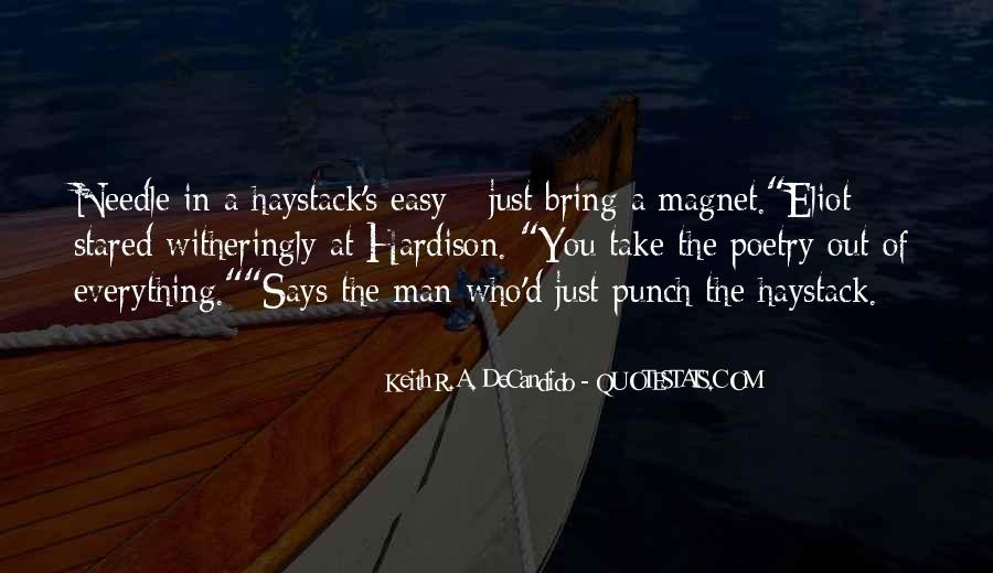 Mr Punch Sayings #39817