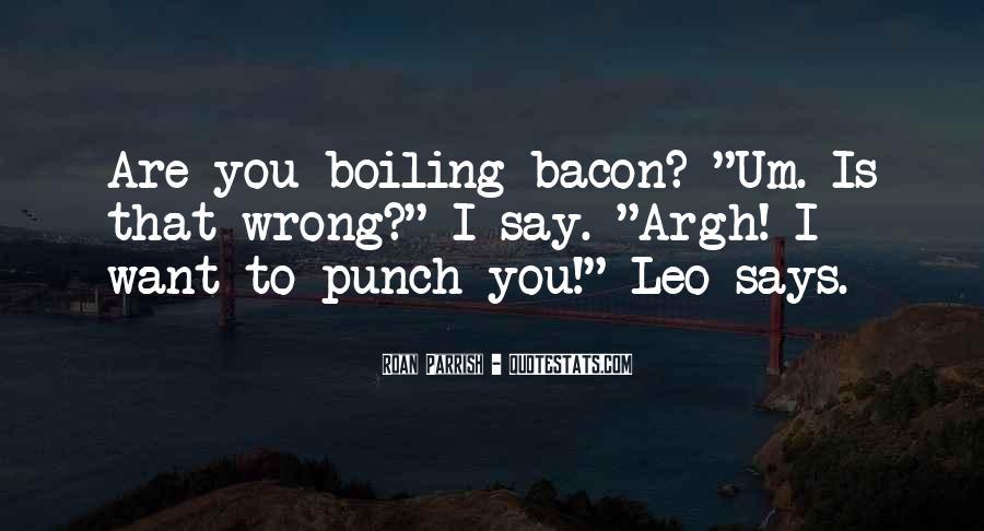 Mr Punch Sayings #54333
