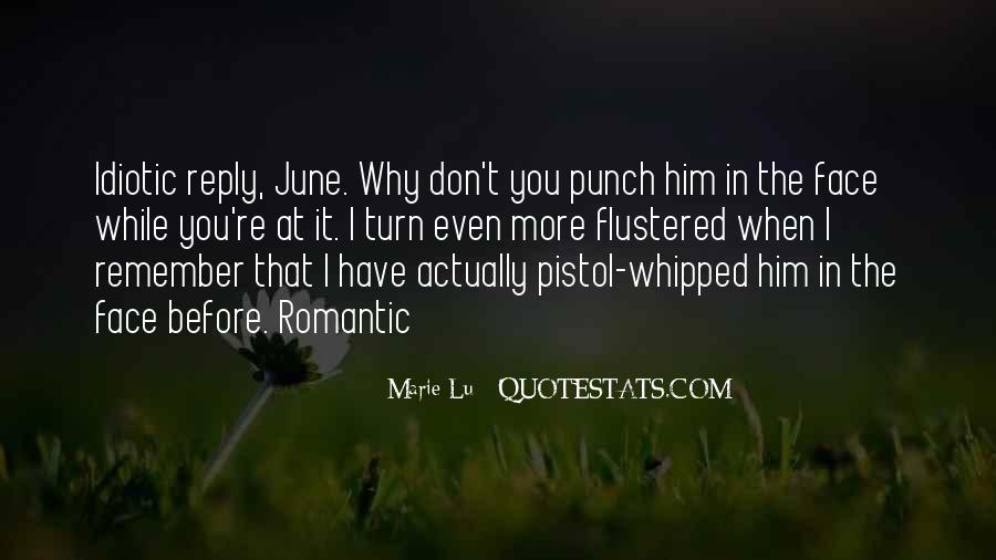 Mr Punch Sayings #64767