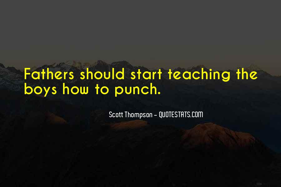 Mr Punch Sayings #68280