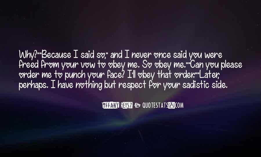 Mr Punch Sayings #89373