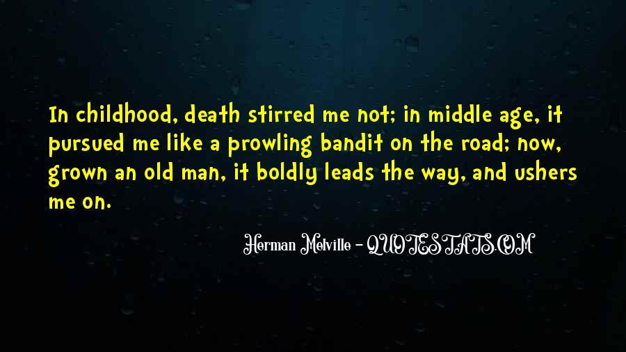 Road Man Sayings #37504