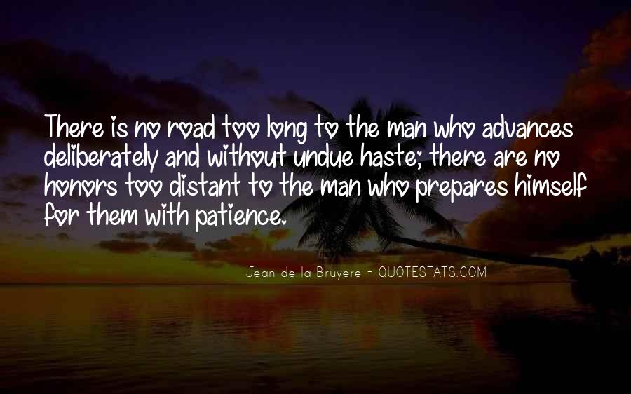 Road Man Sayings #663559