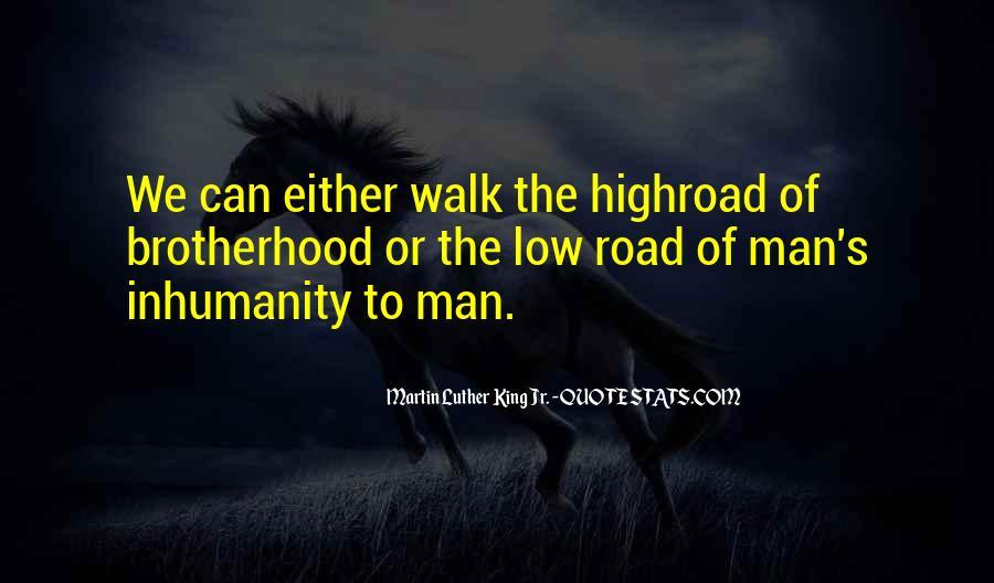 Road Man Sayings #683684