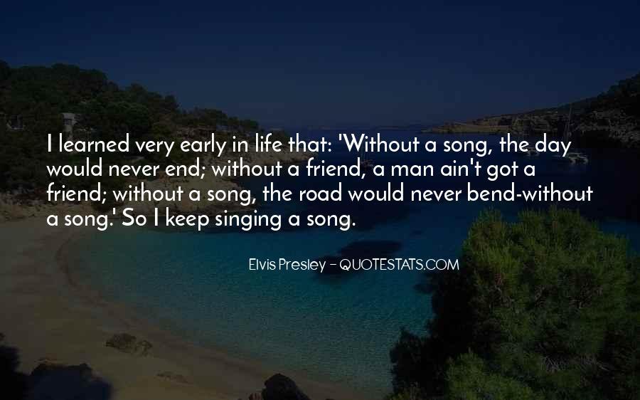 Road Man Sayings #710547