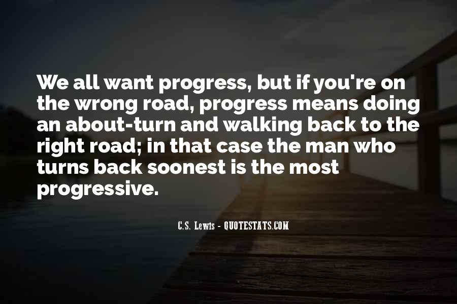 Road Man Sayings #826151