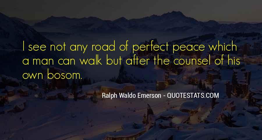 Road Man Sayings #928976