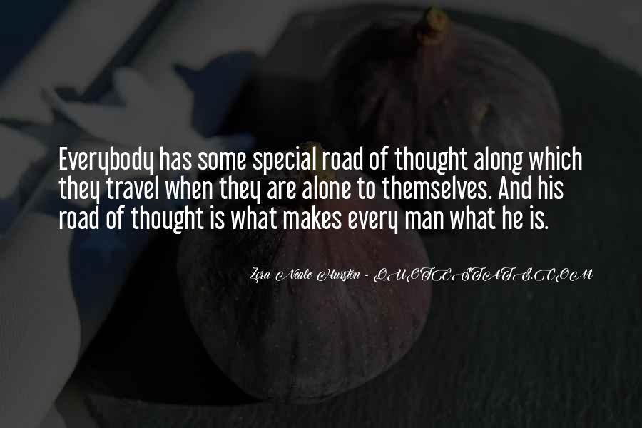 Road Man Sayings #980929
