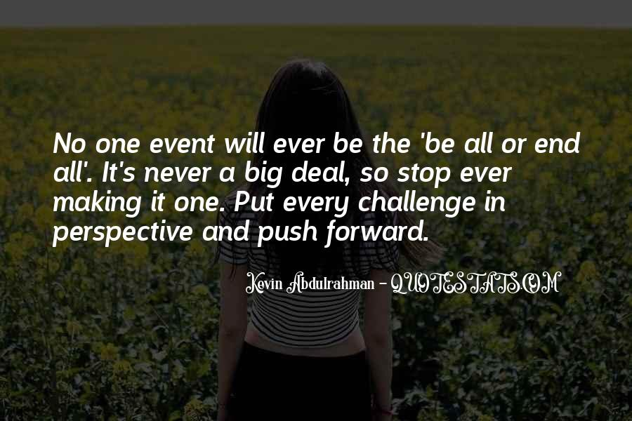 Event Quotes And Sayings #1014771
